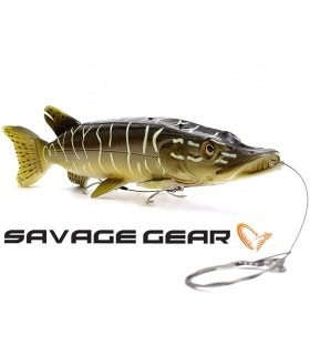 Savage Gear 3D Line-Thru Pike