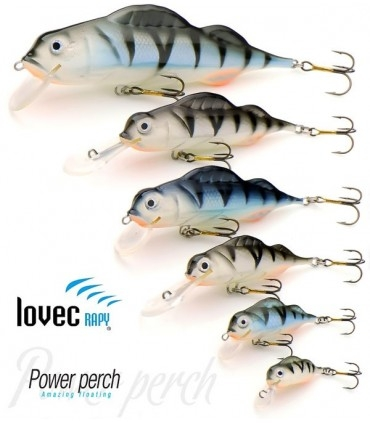 Lovec-Rapy Power Perch