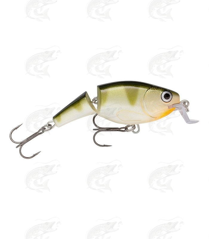 Rapala Jointed Shallow Shad Rap | värv YP