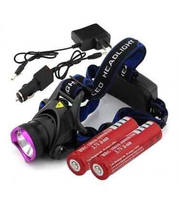 2000 LM LED-pealamp