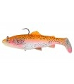 Savage Gear 3D Trout Rattle Shad | Golden Albino Rainbow