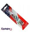 Eppinger Monarch | Hõbe-fluorestseeruv