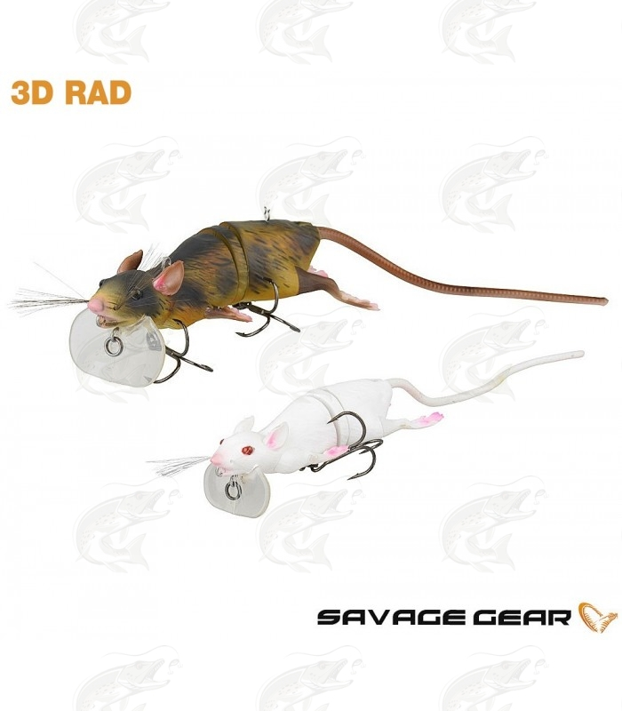 Savage Gear 3D Rad