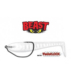 Rohuvabad konksud Owner Beast with Twistlock