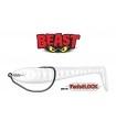 Rohuvabad konksud Owner Beast with Twistlock