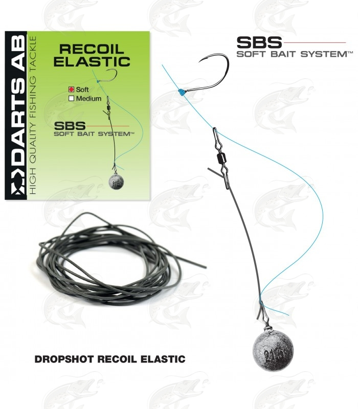 Darts Drop Shot Recoil Elastic