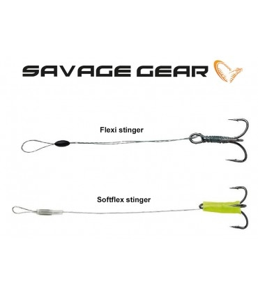 "Stingeri rakendus ""Savage Gear Flexi & SoftFlex"""