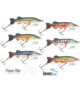 Lovec-Rapy Power Pike