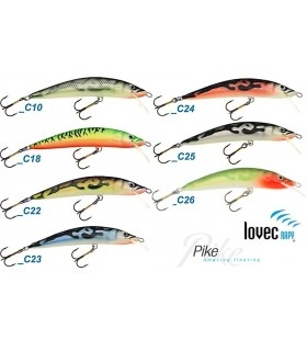 Lovec-Rapy Pike