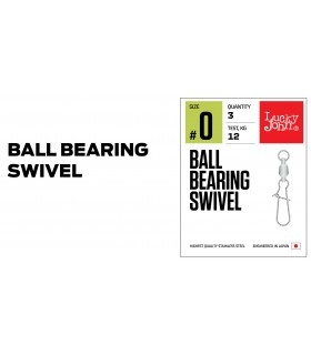 "Landilõks Lucky John Pro ""Ball Bearing Swivel"""