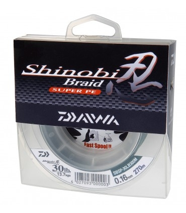 Team Daiwa Shinobi PE