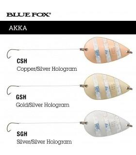 Blue Fox Akka