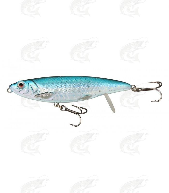 Savage Gear 3D Backlip Herring | Blue Silver