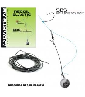 Darts Drop Shot Recoil Elastic