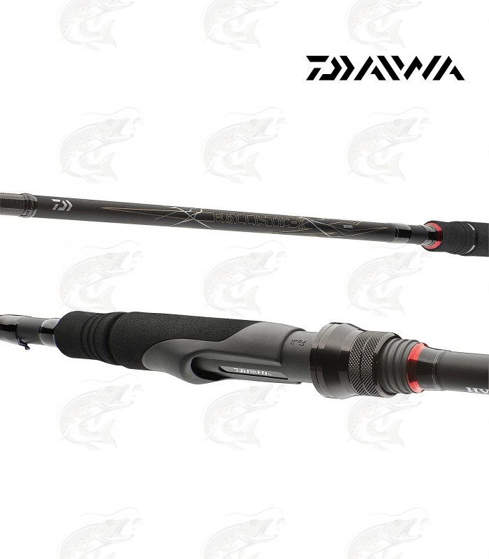 Daiwa Ballistic X